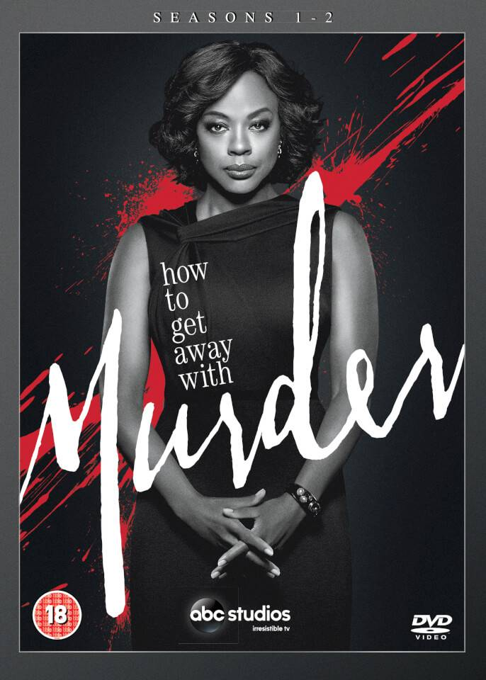 Disney How To Get Away With Murder - Seasons 1-2 DVD