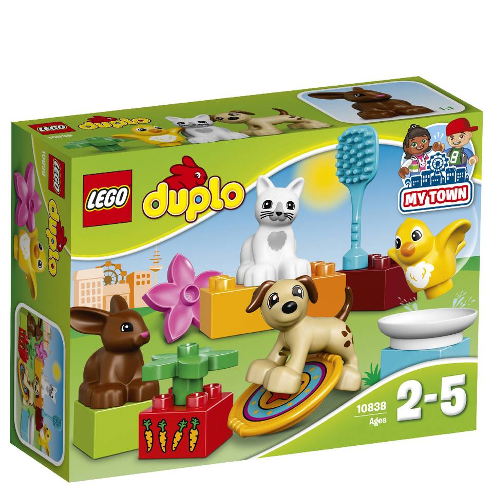 Lego DUPLO: Family Pets (10838)