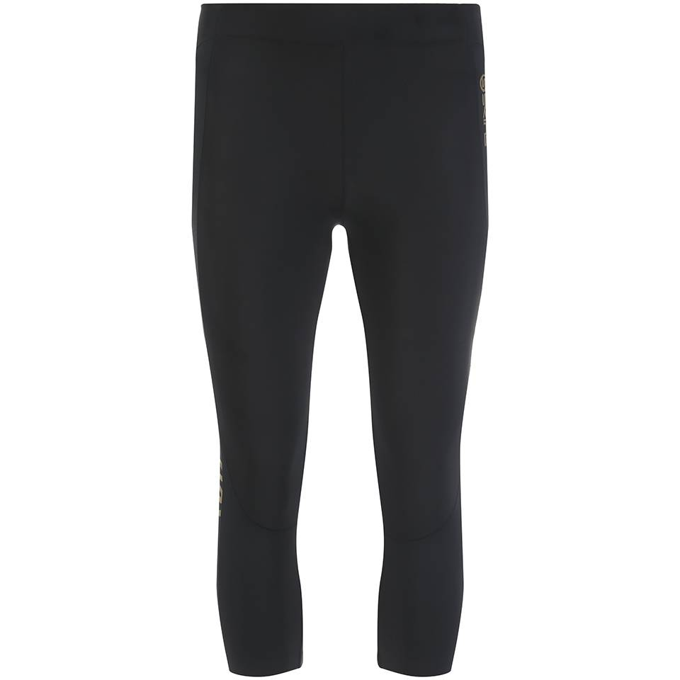 Skins A400 Women's Compression 3/4 Tights - Black - S - Black