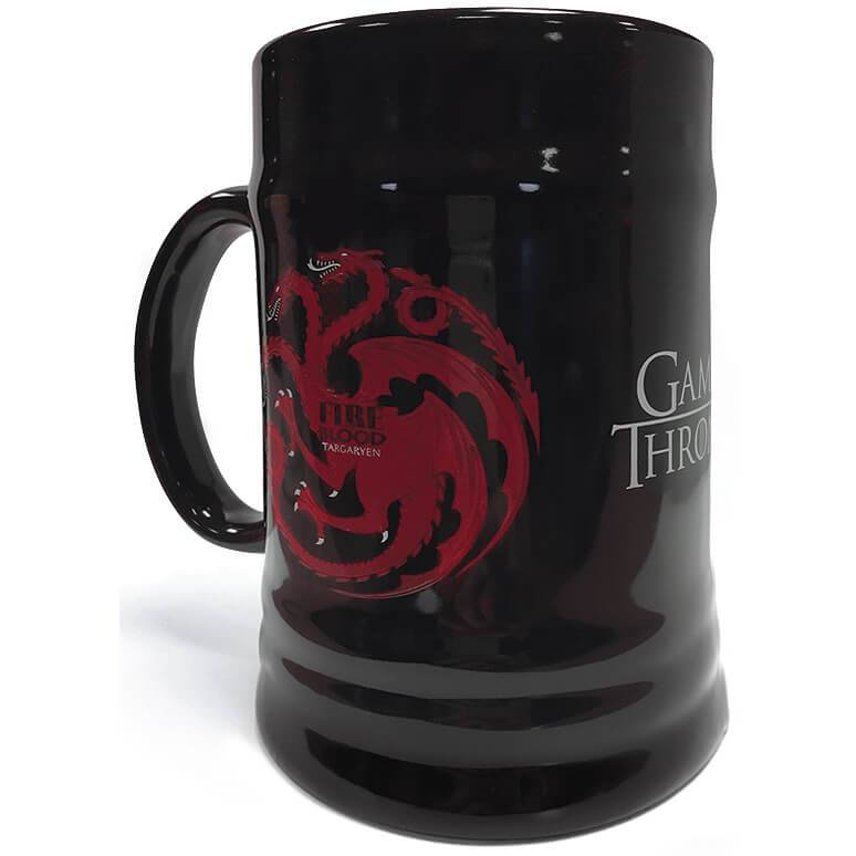 Game of Thrones Stein (House Targaryen)