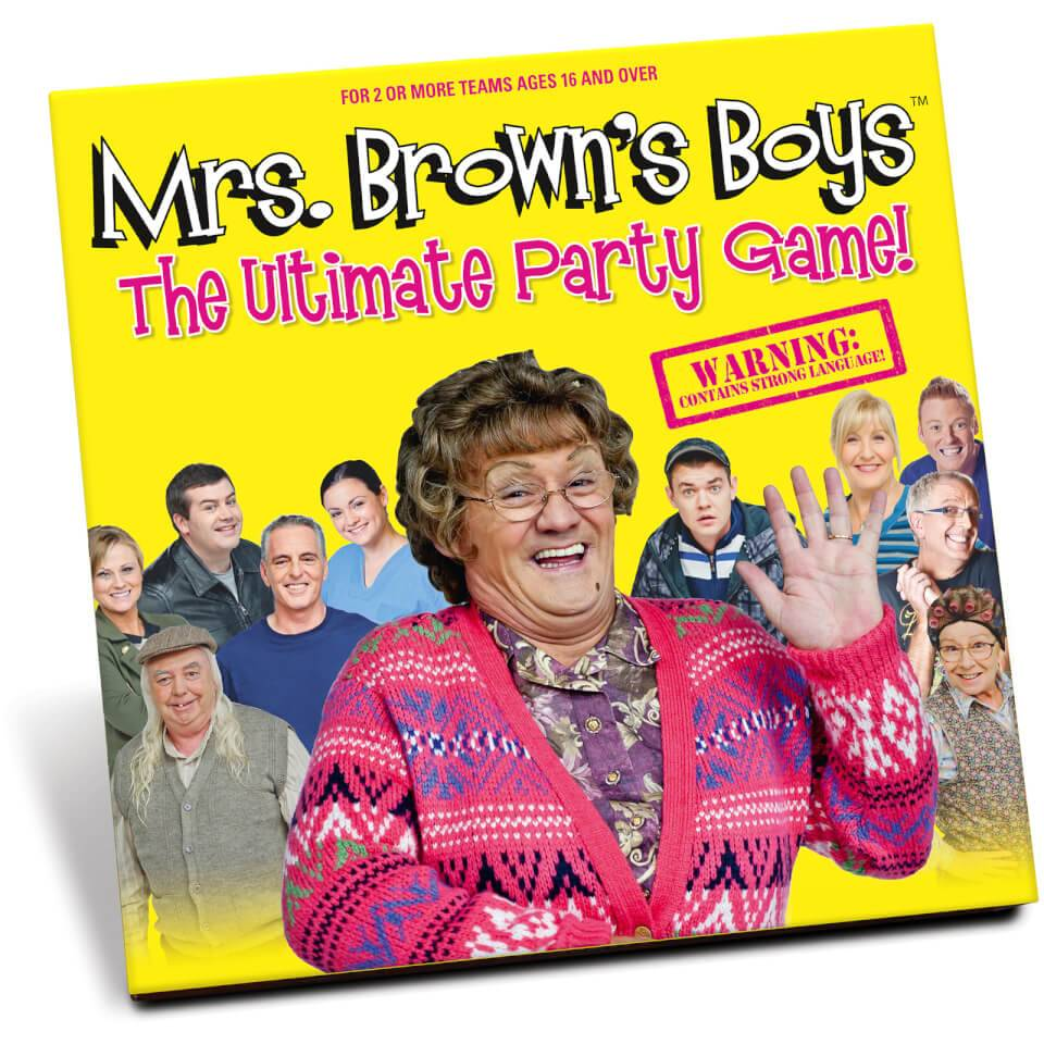 Mrs Brown's Boys Mrs. Brown's Boys The Ultimate Feckin' Party Game!