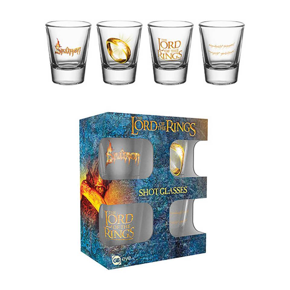 GB Eye Lord Of The Rings Ring - Shot Glasses