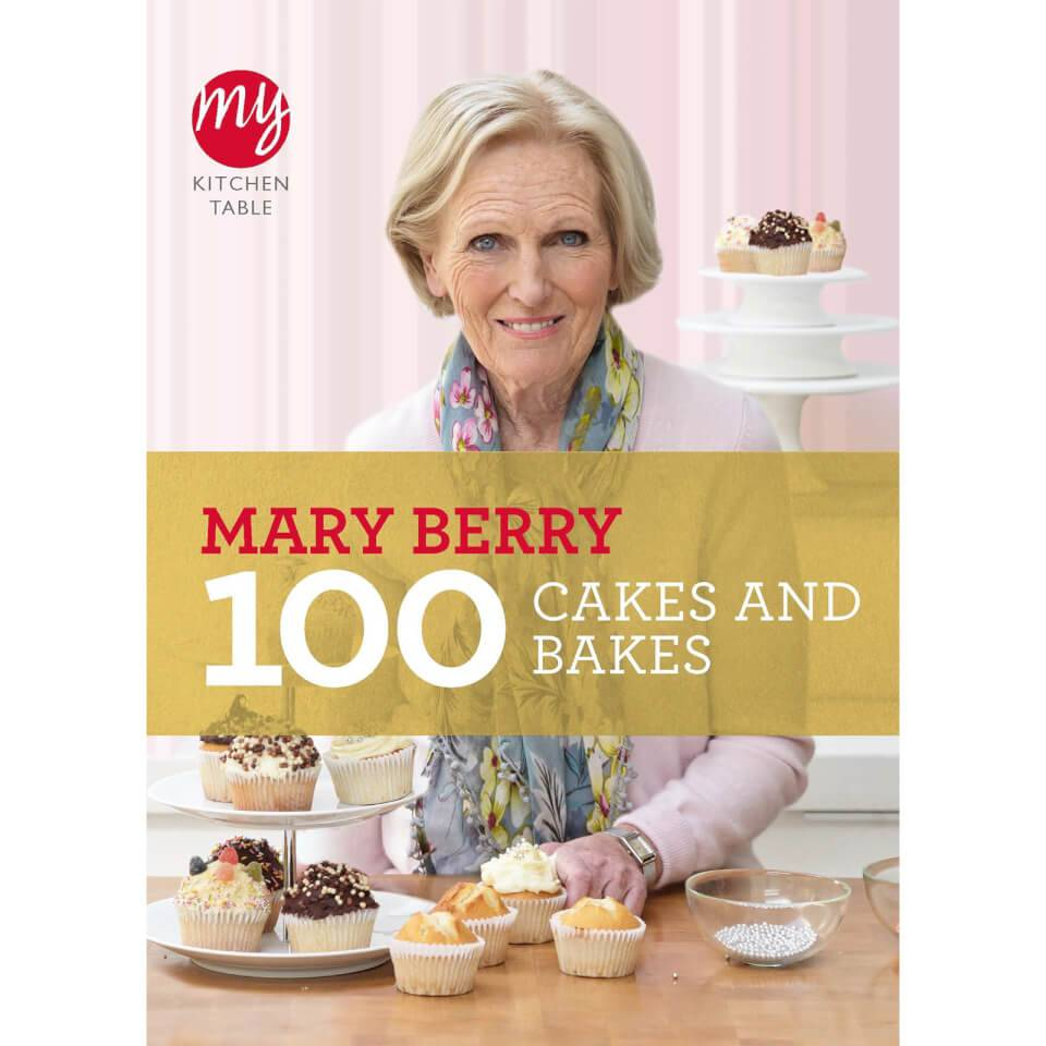 Bookspeed Mary Berry - 100 Cakes and Bakes (Paperback)