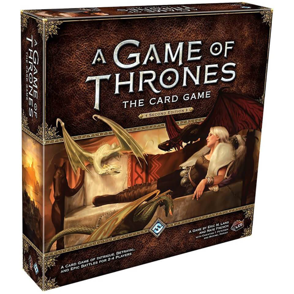 Game of Thrones A Game of Thrones LCG 2nd Edition Game (Core Set)
