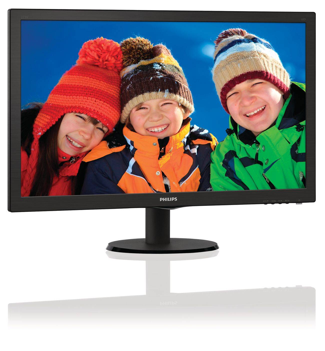 Philips LCD monitor with SmartControl Lite 273V5LHSB/00