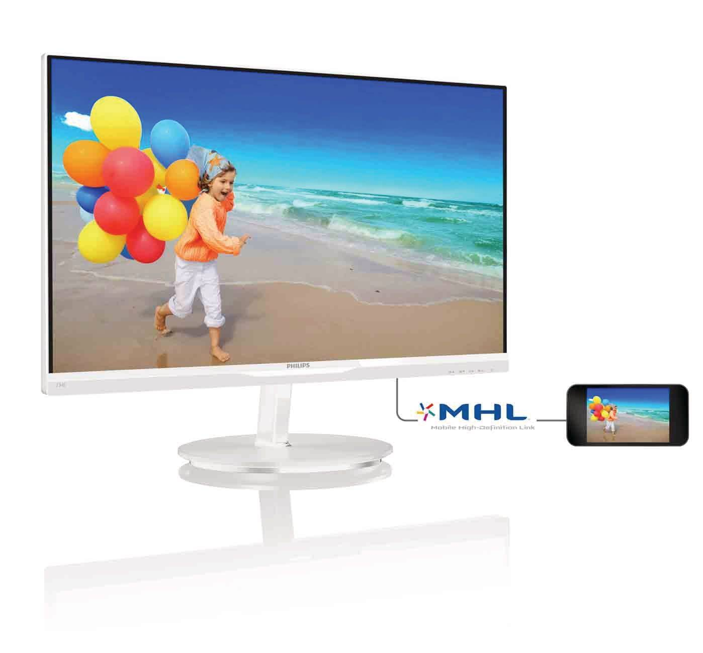 Philips LCD monitor with SmartImage lite 234E5QHAW/00