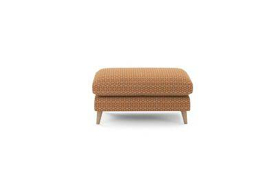 Harveys Edit Accessories Large Footstool in Balham Pattern