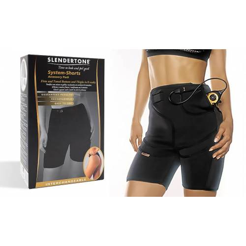 Slendertone ABS Toning Accessories: System BT Shorts