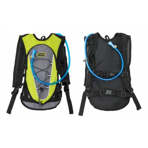 Groupon Goods One Pursuit Breathable Backpack: With Bladder