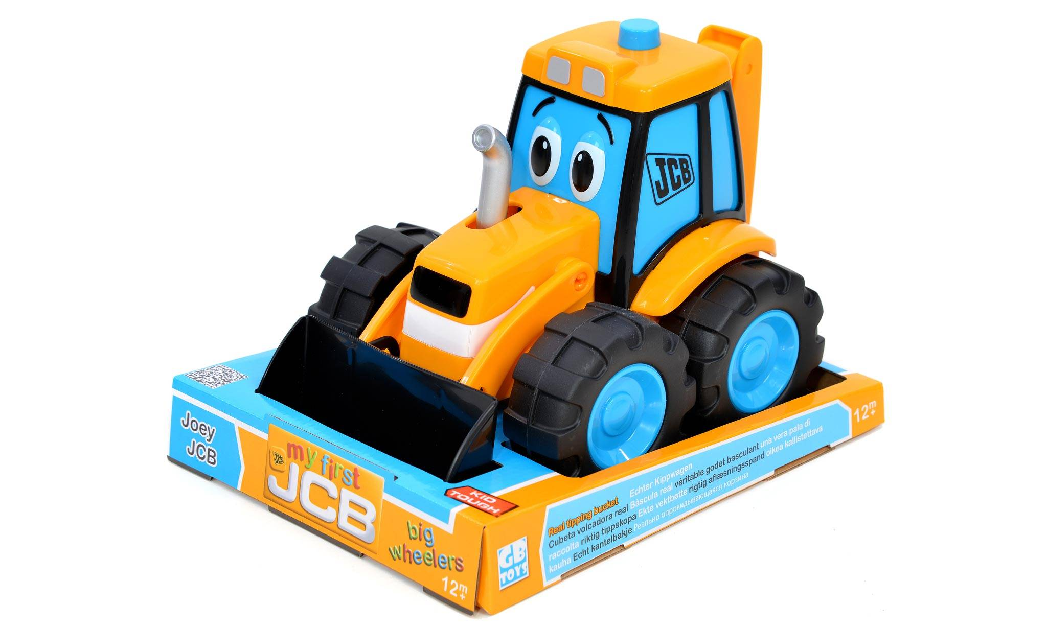 JCB My First JCB Big Wheeler Joey