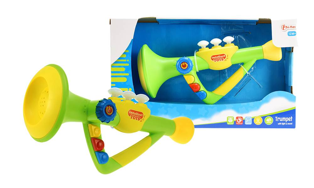 ToiToys Musical Toy Instrument: Trumpet