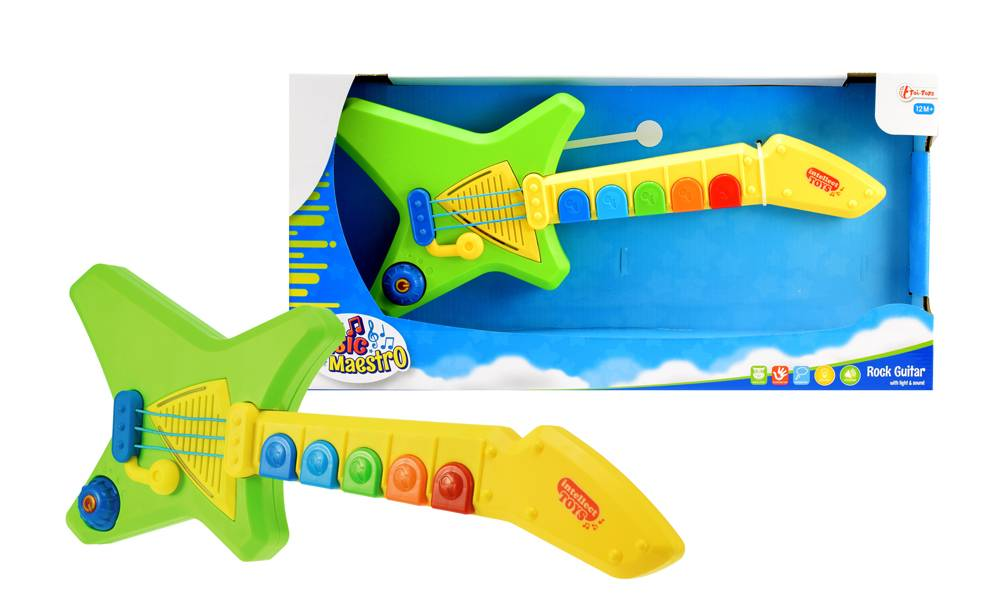 ToiToys Musical Toy Instrument: Guitar