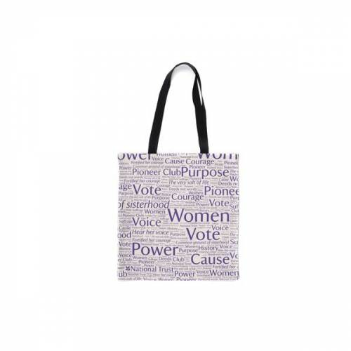 The National Trust Women and Power Tote Bag