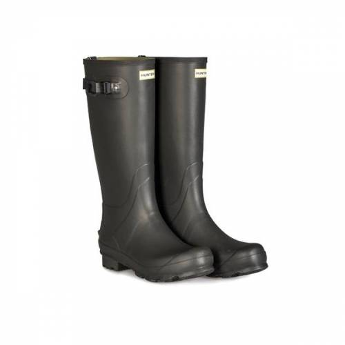 The National Trust National Trust Men's Norris Hunter Field Wellington Boot, Gravel - 10