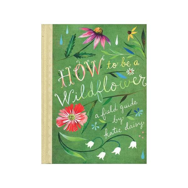 The National Trust How To Be A Wildflower