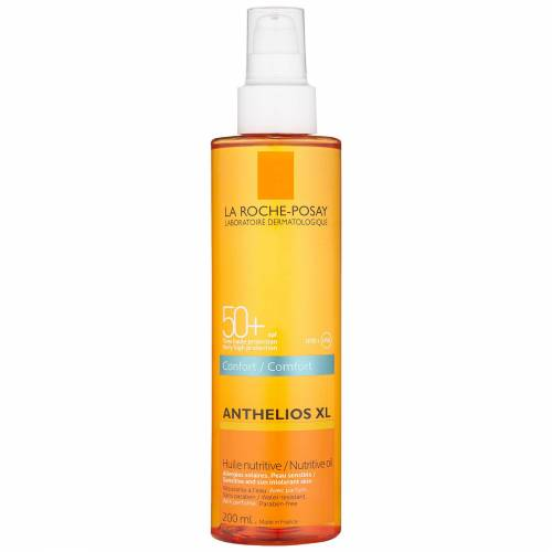 La Roche-Posay - Anthelios Protective Oil for All Skin Types SPF50+ 200ml for Women