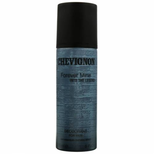 Chevignon - Forever Mine Into The Legend For Men Deodorant Spray 150ml