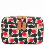 Orla Kiely - Gifts & Sets Sycamore Seed Medium Wash Bag for Women