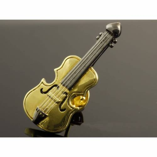 Rockys Pin Cello gold plated