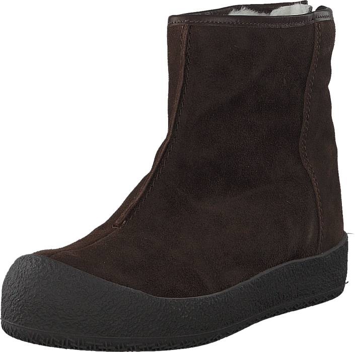 Shepherd Elin Outdoor Moro, Shoes, Boots, Curling Boots, Brown, Female, 36
