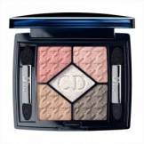 Christian Dior 5 COULEURS Eyeshadow Palette Cherie Bow Rose Charmeuse 854