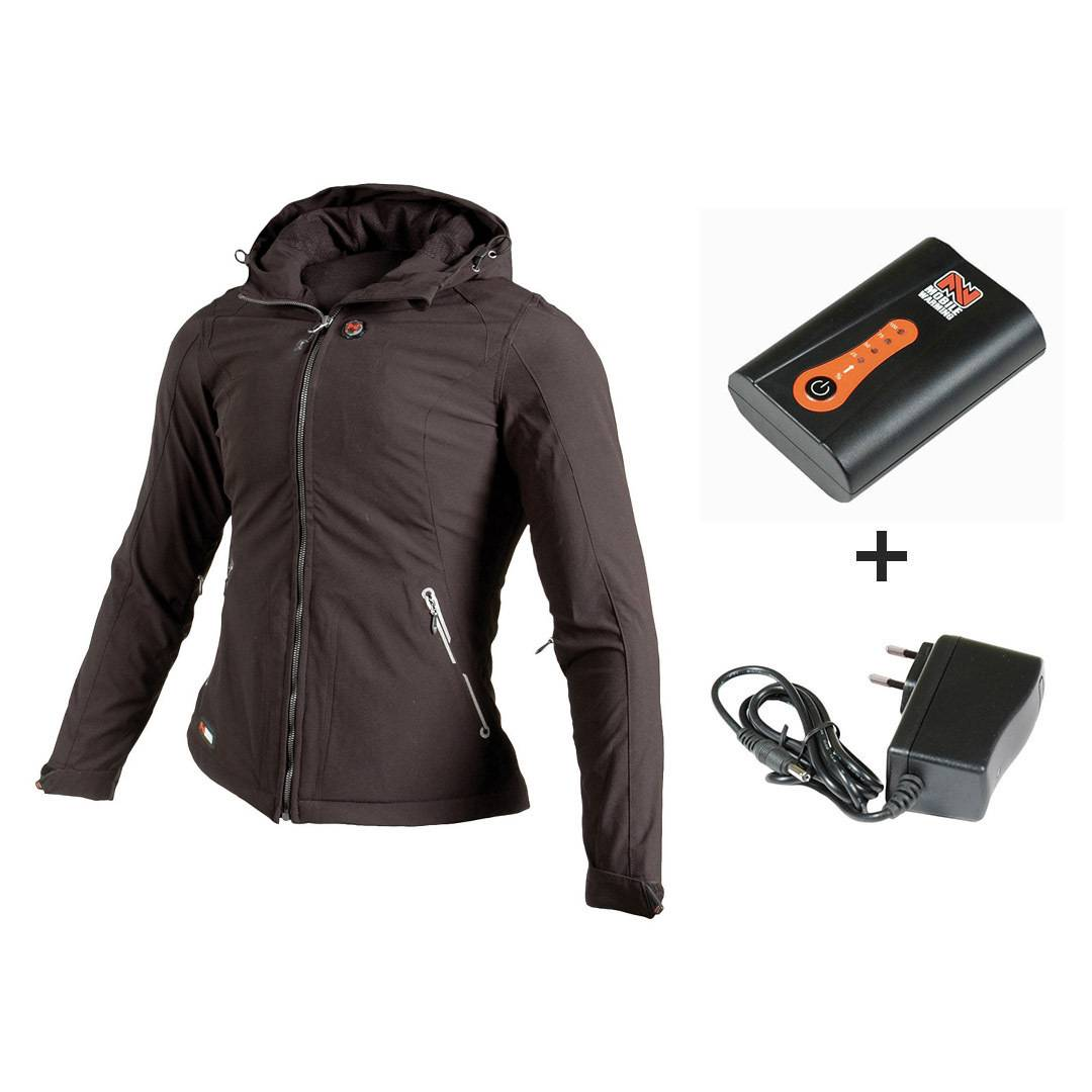 Mobile Warming Lady Jacket Betsy Black S