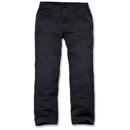 Carhartt Weathered Duck 5-Pocket Pants Black 40
