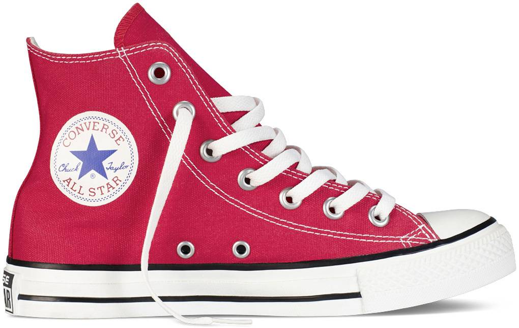 Converse Chuck Taylor All Star Classic High Shoes Red 46.5