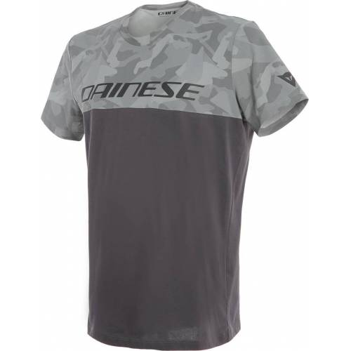 Dainese Camo Tracks T-Shirt Grey M