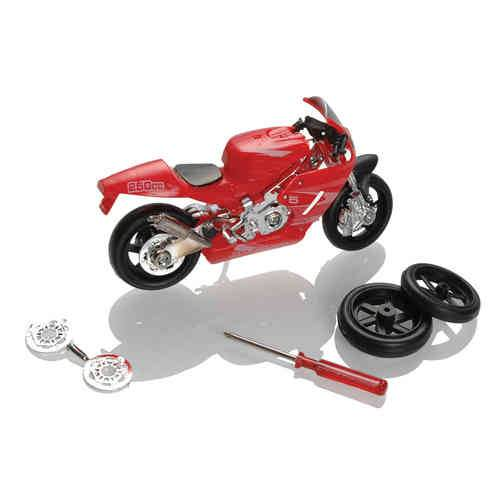 Booster Do It Yourself Motorcycle Kit