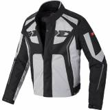 Spidi Tronik H2Out Motorcycle Textile Jacket Black Grey 3XL