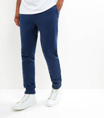 New Look Blue Basic Joggers (Sizes: XXS, XXXL)