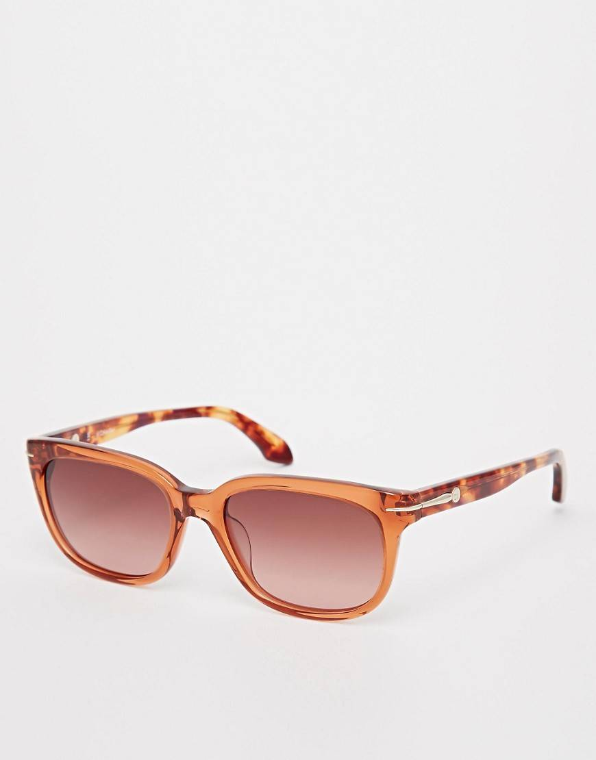 Calvin Klein Sunglasses - Brown