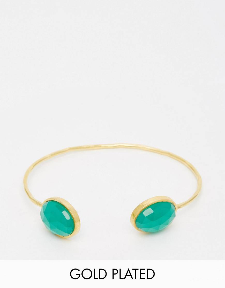 Taara Jewellery 22k Gold Plated Bracelet - Gold