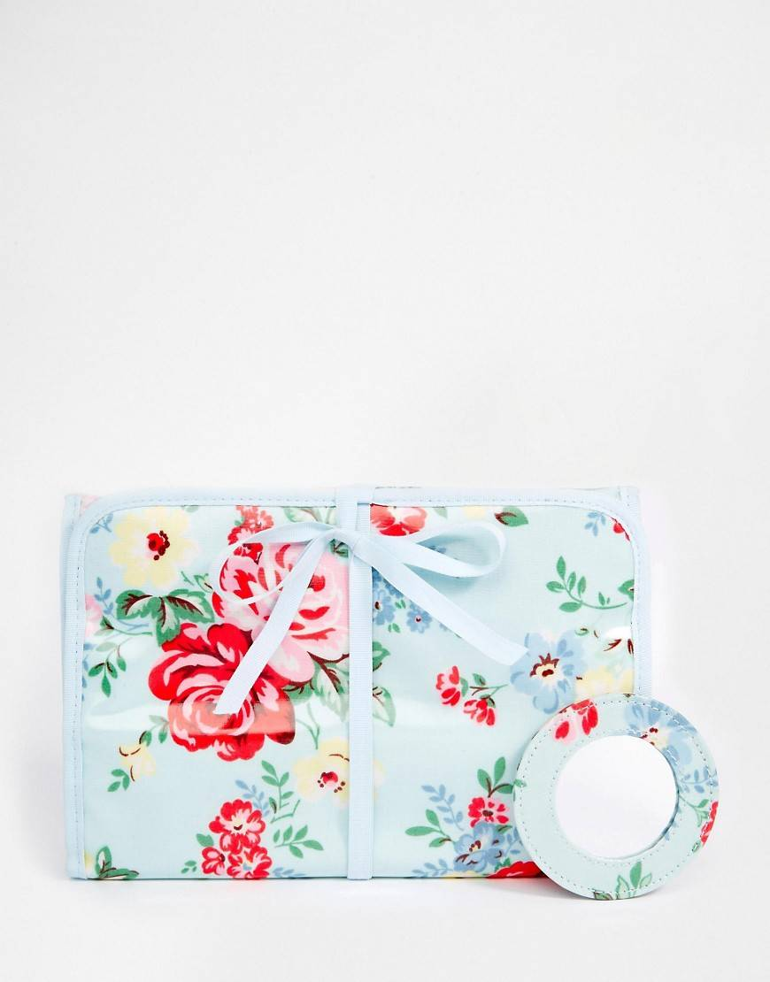 Cath Kidston Cosmetic Roller Case - Park Rose