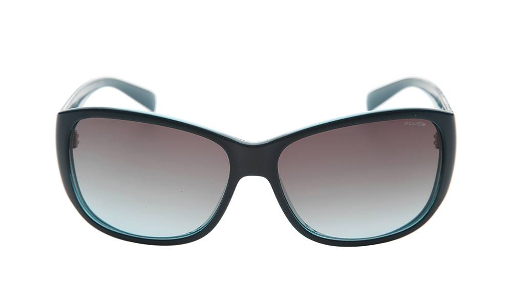 Police Sunglasses - S1674_5907QW_W - Black Frame, Grey Lens