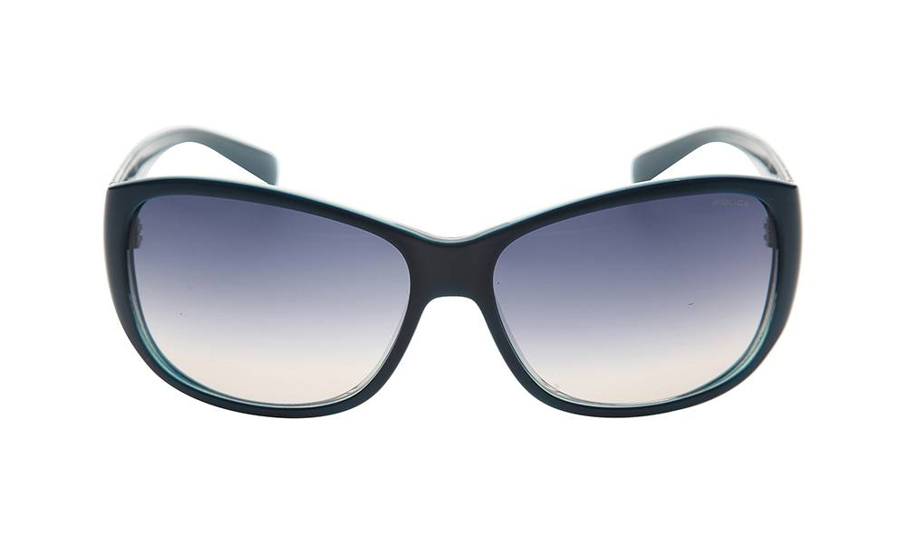 Police Sunglasses - S1674_5907RZ_W - Black Frame, Grey Lens