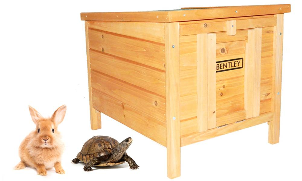 Bentley Pets Rabbit Guinea Pig Hedghog Tortoise Hutch Shelter Box Hut House