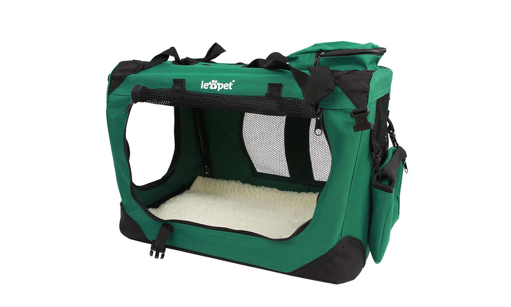 Collapsible Pet Carrier Small - Green