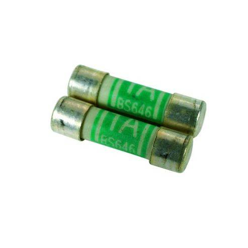 Maplin 1a Shaver Adaptor Fuse 2 Pack