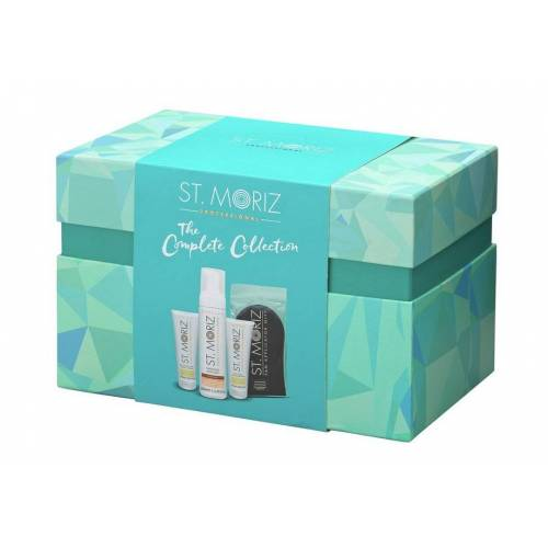 St. Moriz St Moriz The Complete Collection Tanning Box