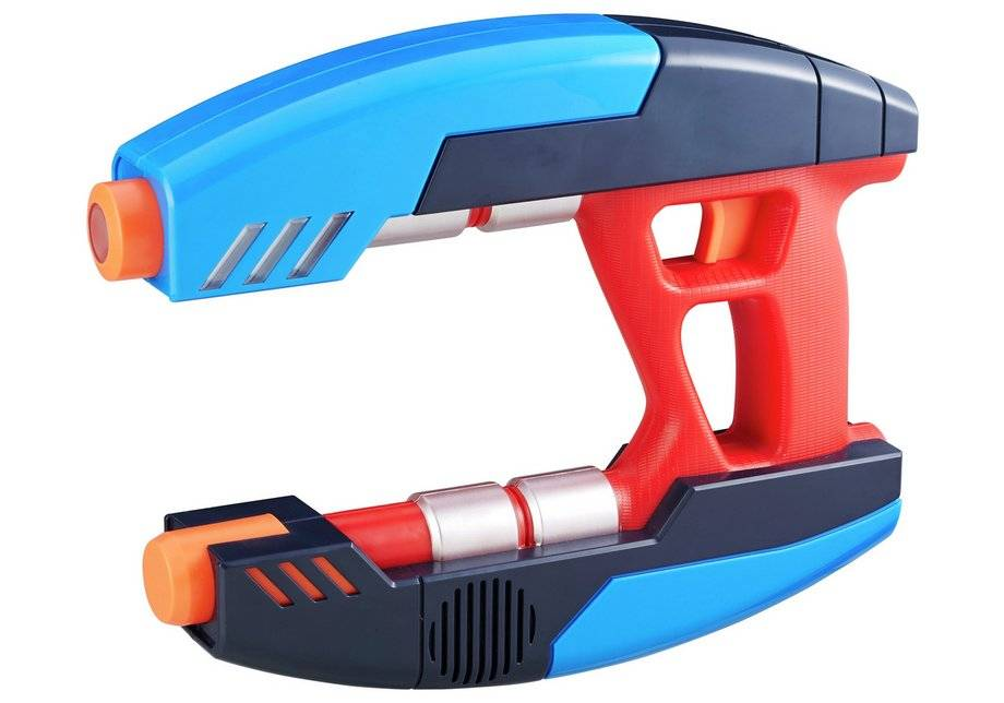 guardians of the galaxy Marvel Guardians of the Galaxy Star-Lord Elemental Blaster