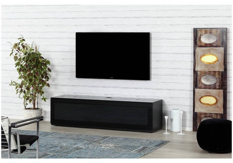 Sonorous TV and Media Cabinet - Black.