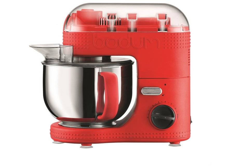 Bodum - Bistro Electric Stand Mixer - Red