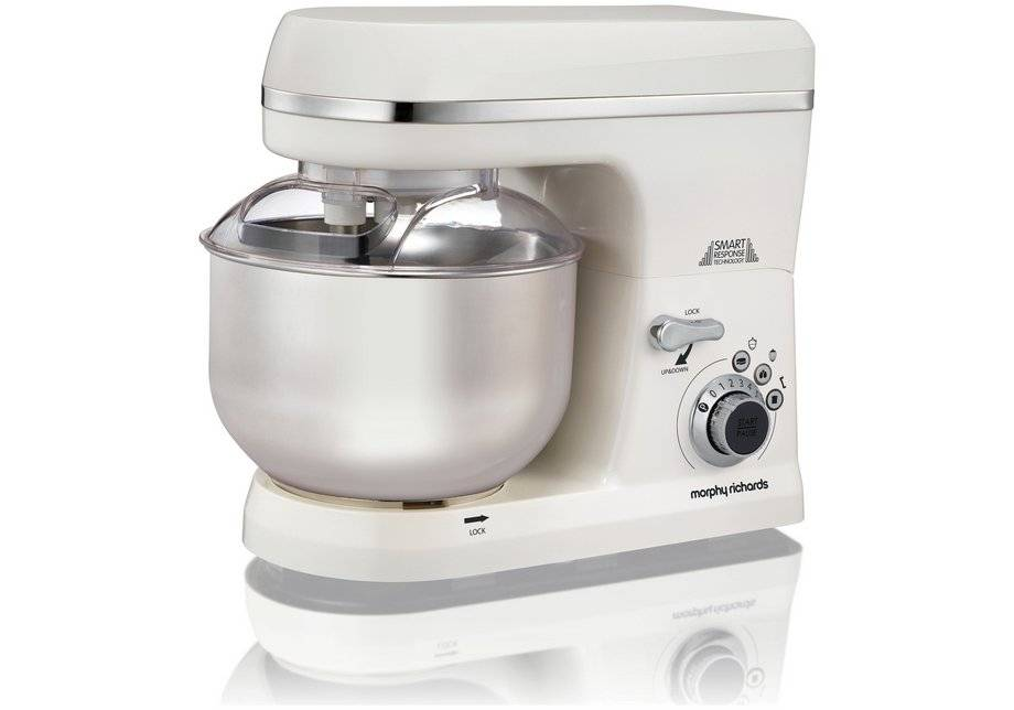 Morphy Richards - 400015 Total - Control Stand Mixer