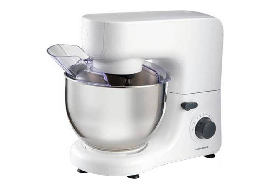 Morphy Richards - 400020 Stand Mixer - White