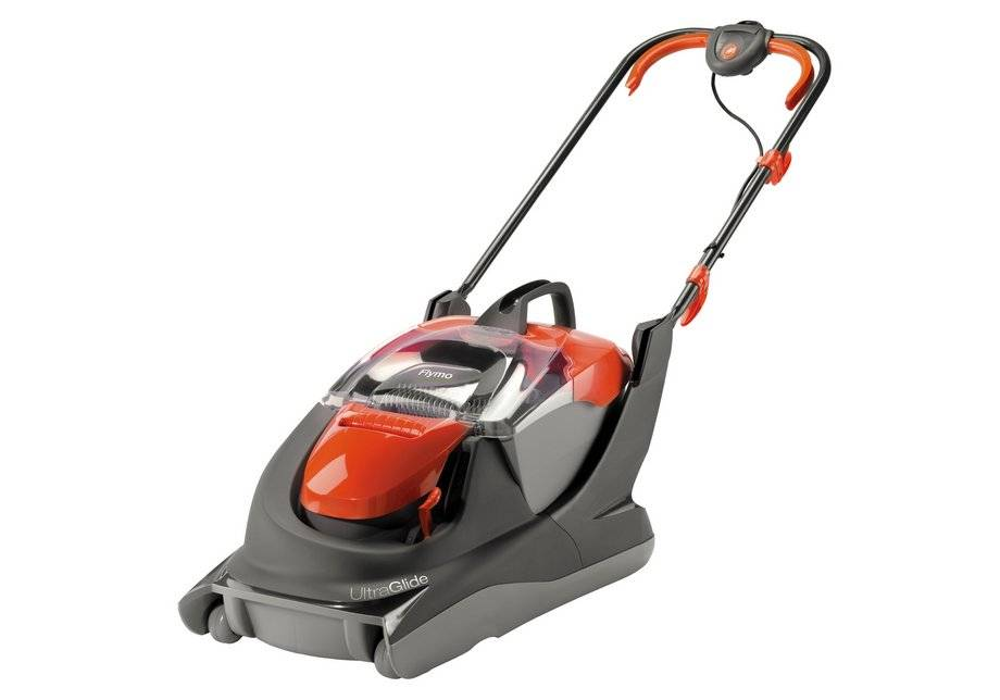 Flymo - Ultraglide - Corded Collect Hover Mower - 1800W