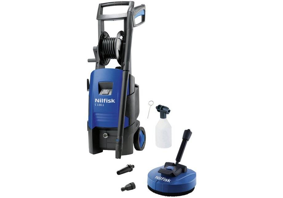 Nilfisk - Compact 130 Induction HPW/Patio Cleaner - 1700W