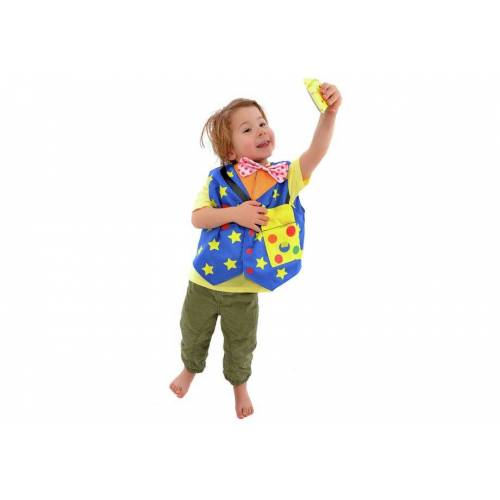 Mr Tumble/Something Special Something Special - Mr Tumble Waistcoat including Pairs Game