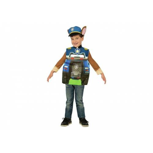 Rubies Paw Patrol Chase Candy Pouch Costume - Small.